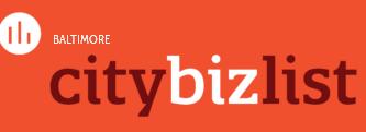 Baltimore CityBizList