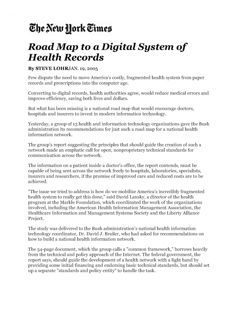 Road Map to a Digital System of Health Records_Page_1
