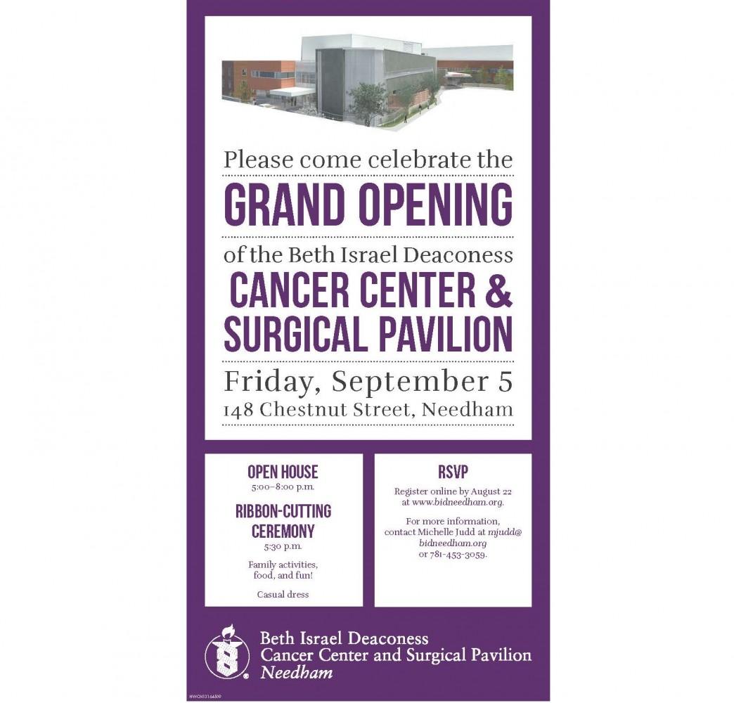 Grand Opening Invite