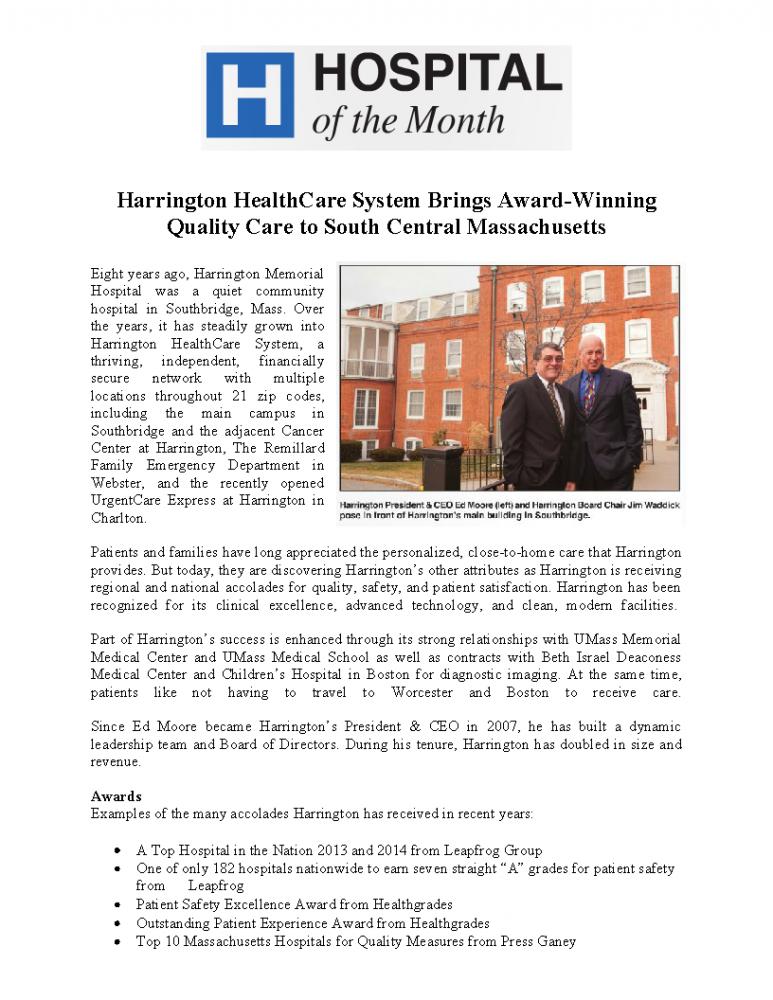 HospitalNewspaper_HospitaloftheMonth_9-18-2015_Page_1